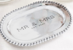 Mr & Mrs Coaster Set