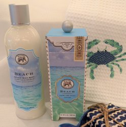 Beach Lotion & Body Wash Set
