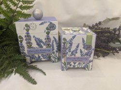 Lavender Rosemary LARGE Soy Candle