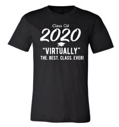 2020 Virtual Best Class T-Shirt