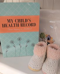 Child's Health Record Journal