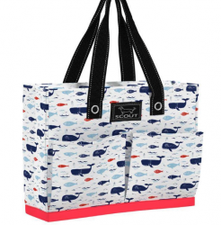 All is Whale Uptown Girl Tote