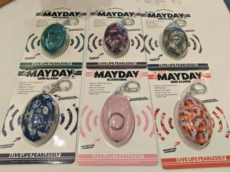 Image 1 of MayDay Personal Mini Alarm