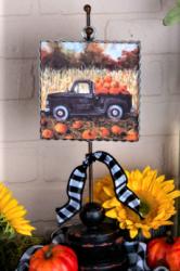Gallery Print Wooden Holder
