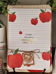 Educational Rockstar Notebook & Pouch Set