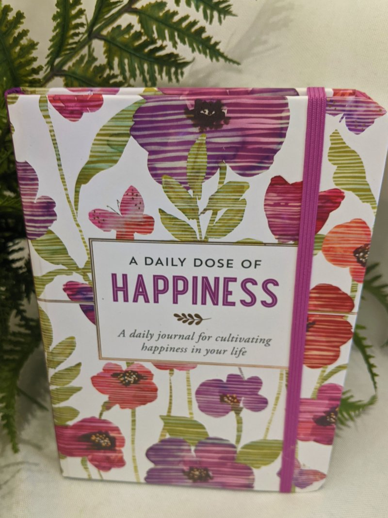 Image 0 of Daily Dose of Happiness Journal
