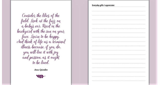 Image 2 of Daily Dose of Happiness Journal