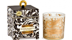 Honey Almond Soy Wax Candle