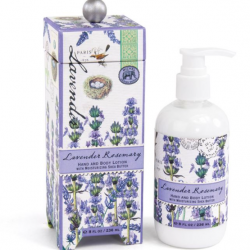 Lavender Rosemary Large Body Lotion