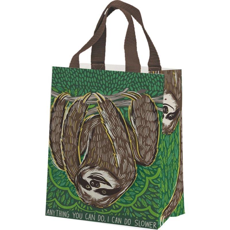 Small Tote - Sloth