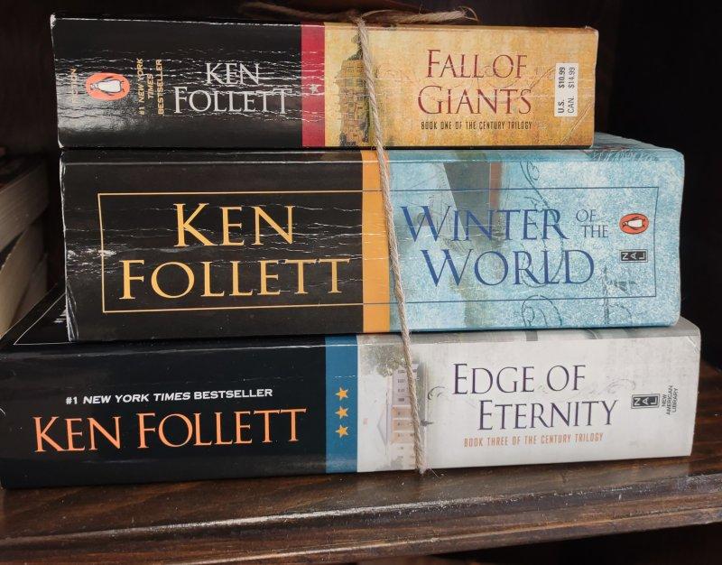 Century Trilogy by Ken Follett