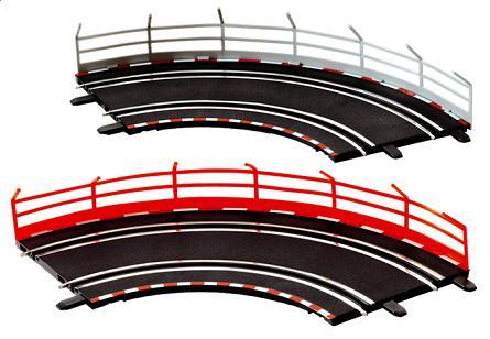 Carrera GO/DIGITAL 143 Guardrail Fences