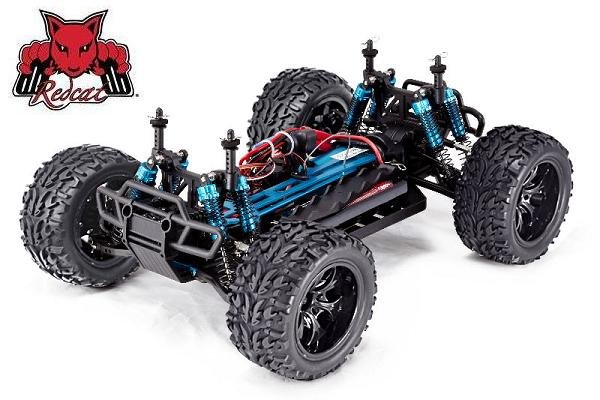 Redcat Volcano EPX PRO Brushless 4WD 1/10 RC Monster Truck Chassis