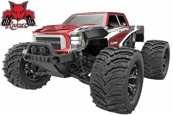 Redcat Dukono Brushed 4x4 1/10 RC Monster Truck