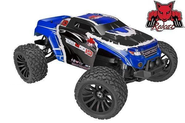 Redcat Terremoto-10 V2 Brushless 1/10 RC Monster Truck