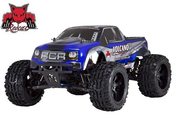 Redcat Volcano EPX PRO Brushless 4x4 1/10 RC Monster Truck