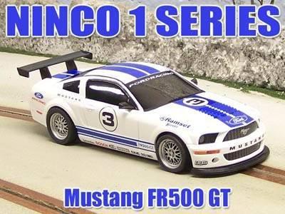 NINCO 1 Mustang 1/32 Slot Car