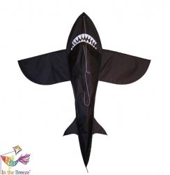 3D 4' Shark Nylon Kite