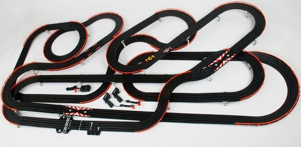 Image 1 of AFX Giant Raceway HO Race Set 21017
