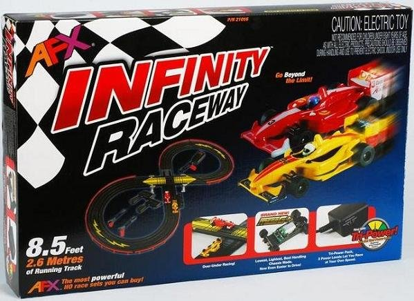 Image 0 of AFX Infinity HO Race Set 21016