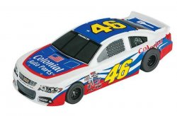 AFX Mega-G+ Chevy SS Stocker HO Slot Car 21027