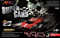 AFX Super Coupes HO Race Set 21019