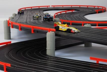 Image 2 of AFX Super International HO Race Set 21018