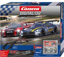 Carrera 20030188 DIGITAL 132 GT Championship 1/32 Race Set
