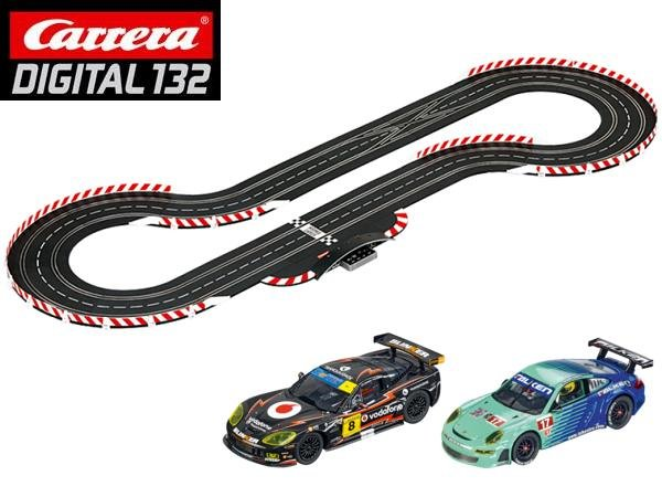 Image 1 of Carrera 30177 DIGITAL 132 GT Force 1/32 Race Set