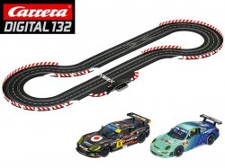 Carrera 30177 DIGITAL 132 GT Force 1/32 Race Set