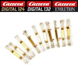 Carrera DIGITAL 124/132/Evolution Double Contact Brushes 20365