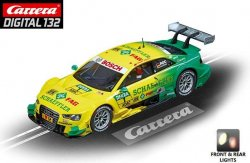 Carrera DIGITAL 132 Audi A5 DTM Rockenfeller 1/32 Slot Car 30707