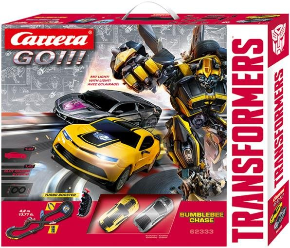 Image 0 of Carrera GO Transformers 1/43 Race Set 62333