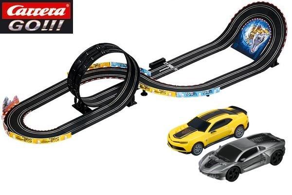 Image 1 of Carrera GO Transformers 1/43 Race Set 62333