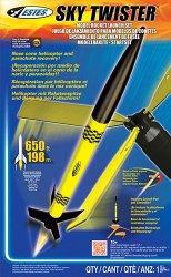 Estes Sky Twister Model Rocket Launch Set 1438