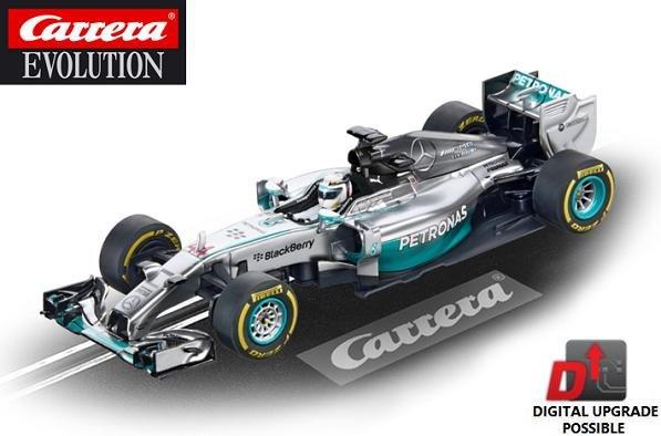 Image 0 of Carrera EVOLUTION Mercedes-Benz F1 W05 Hybrid Hamilton 27495