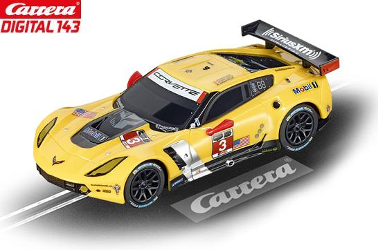 Carrera DIGITAL 143 Chevrolet Corvette C7.R 20041382