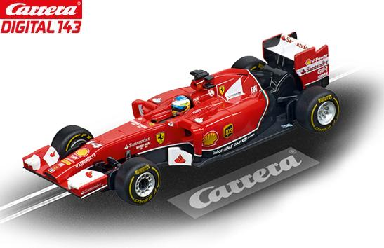 Carrera DIGITAL 143 Ferrari F14 T Alonso 20041384