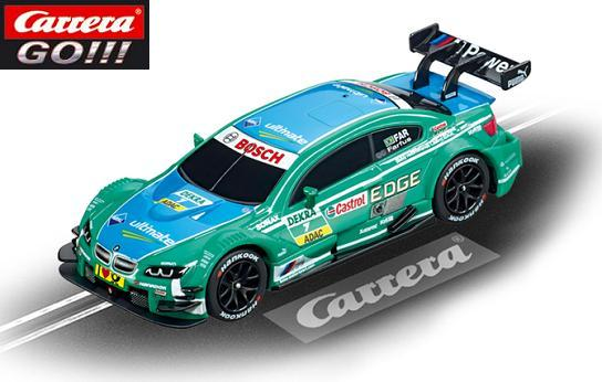 Carrera GO BMW M3 DTM Farfus 1/43 Slot Car 20064041