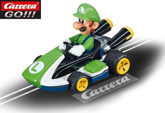 Carrera GO Nintendo Mario Kart 8 Mario 1/43 Slot Car 20064033