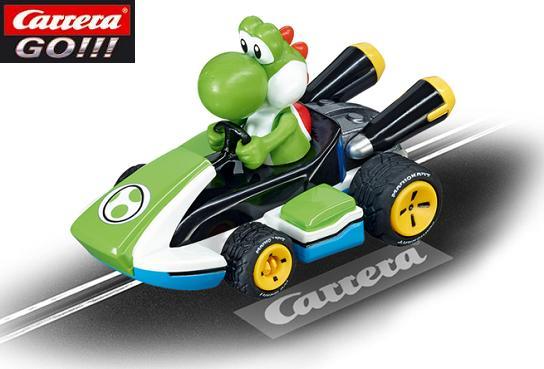 Image 0 of Carrera GO Nintendo Mario Kart 8 Yoshi 1/43 Slot Car 20064035