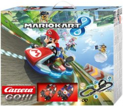 Carrera GO Nintendo Mario Kart 8 1/43 Race Set 20062361