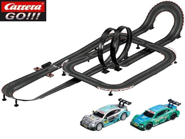Image 1 of Carrera GO DTM Speedway 1/43 Race Set 20062390
