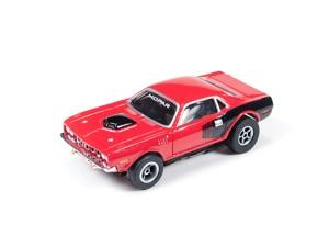 Auto World X-Traction 1971 Plymouth HEMI Cuda HO Slot Car