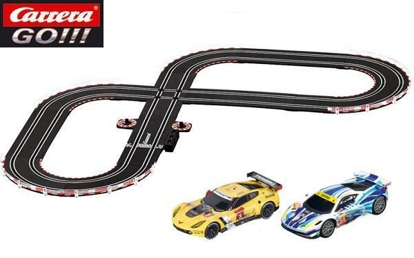 Image 1 of Carrera GO GT Contest 1/43 Race Set