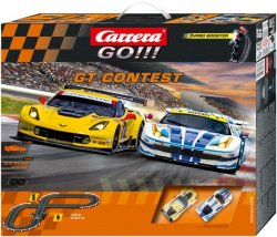 Carrera GO GT Contest 1/43 Race Set