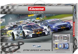 Carrera EVOLUTION DTM Speed Attack 1/32 Race Set 20025212