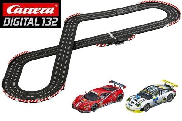 Image 1 of Carrera DIGITAL 132  Passion of Speed Race Set