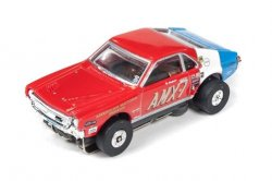 Auto World ThunderJet R16 1969 AMC AMX-1 Super Stock HO Slot Car