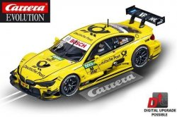 Carrera EVOLUTION BMW M4 DTM Glock 1/32 Slot Car 20027508
